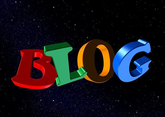 ブログを書き続ける技術 その1