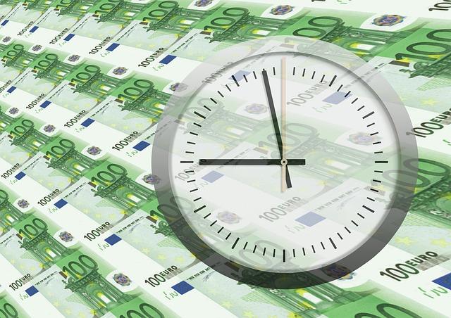 お金と時間,どちらが大切?!