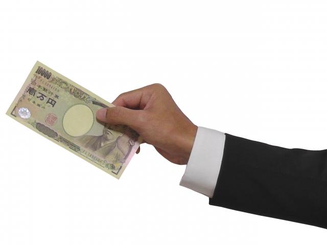 なぜ吉野家で1万円札を出したらいけないのか