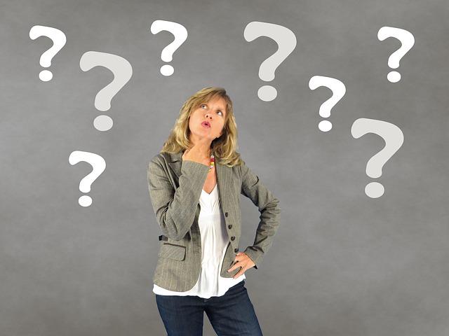あなたの顧客は,質問に答えられますか?