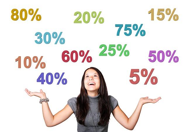 価格を安く見せかける数字トリックの使い方