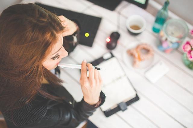 効果的に勉強や思考労働をするための事前準備