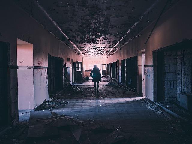 【廃墟潜入レポート】ビジネスが滅ぼされる未来予想図