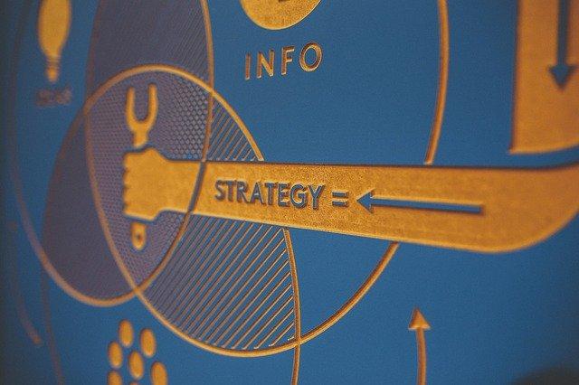 数あるマーケティング戦略で中軸になる戦略